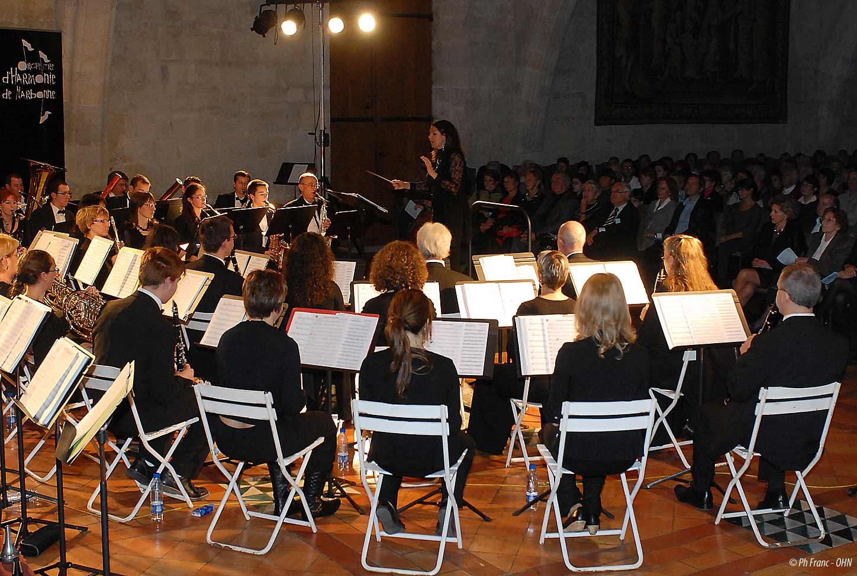 Concert de Noël 5 et 6 Décembre 2009 Les Synodes - Narbonne (11)