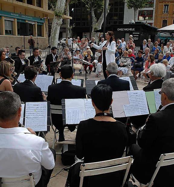 Orchestre d'Harmonie Narbonne - Concert Républicain