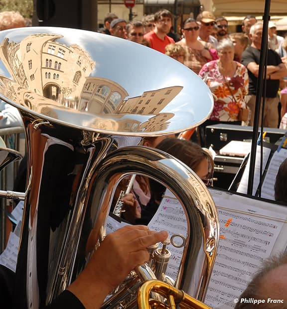 Orchestre Nabonne - Fête nationale du 14 Juillet